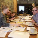 Warsztaty przed założeniem MS NGO w Iwkowej