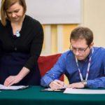 Konferencja założycielska MS NGO w Krakowie