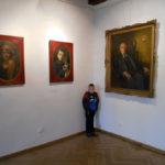 Wystawa malarstwa Bolesława Barbackiego
